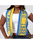 Southern University and A&M College Sigma Gamma Rho Women's Infinity Scarf