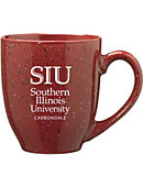 Southern Illinois University 16 oz. Bistro Mug