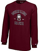 Southern Illinois University Salukis Youth Long Sleeve T-Shirt