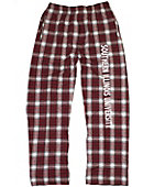 Southern Illinois University Flannel Pants