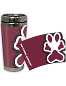 Southern Illinois University Salukis 16 oz. Tumbler