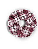 Southern Illinois University Women's Spirit Scrunchie