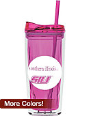 Southern Illinois University 16 oz. Tumbler