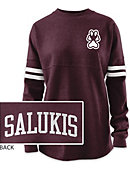 Southern Illinois University Salukis Women's Victory Springs Ra Ra Long Sleeve T-Shirt