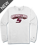 Alta Gracia Southern Illinois University Salukis Athletic Fit Long Sleeve T-Shirt