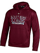 Southern Illinois University Fleece Hooded Sweatshirt