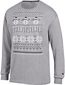 Transylvania University Ugly Sweater Long Sleeve T-Shirt