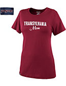 Transylvania University Women's Short Sleeve Mom T-Shirt