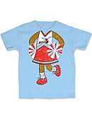 Delaware State University Cheerleader Toddler T-Shirt