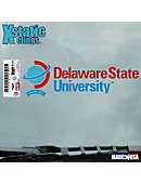 Delaware State University Cling Decal
