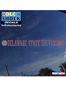 Delaware State University Strip Decal