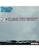 Delaware State University Hornets Strip Decal
