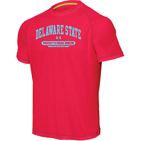 Product: Delaware State Protect This House UA Catalyst Tee