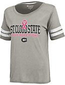 St. Cloud State University Women's Breast Cancer Awareness T-Shirt