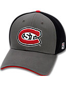 St. Cloud State University Fitted Micromesh Cap