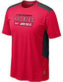 Nike St. Cloud State University Huskies Speed Fly Top