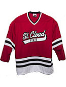St. Cloud State Replica Hockey Jersey
