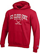 St. Cloud State University Hockey Youth Hooded Sweatshirt