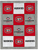 St. Cloud State University 62 x 80 Blanket