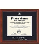 Southeastern University Millenium (6/05 To Pres) Diploma Frame -ONLINE ONLY