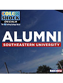 Southeastern University Alumni Decal