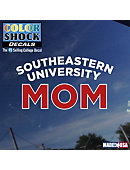 Southeastern University Mom Decal