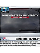 Southeastern University Decal