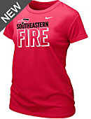 Nike Southeastern University Fire Women's Dri-Fit T-Shirt