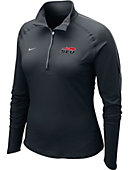 Nike Southeastern University Fire Women's Dri-Fit 1/4 Zip Top