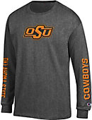 Oklahoma State University - Tulsa Cowboys Long Sleeve T-Shirt