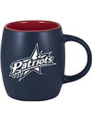 Francis Marion University Patriots 12 oz. Robusto Mug