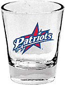 Francis Marion University Patriots Collector's Glass