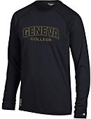 Geneva College Vapor Performance Long Sleeve T-Shirt
