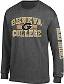 Geneva College Golden Tornadoes Long Sleeve T-Shirt