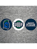 University of West Florida 3-Pack Mini Button