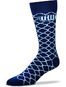 University of West Florida Women's Quatrafoil Socks
