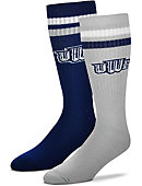 University of West Florida Women's Mismatch Socks