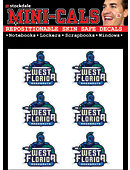 University of West Florida Argonauts Face Decal