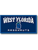 University of West Florida Argonauts 18''x36'' Banner