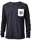 University of West Florida Argonauts Vintage Washed Long Sleeve Pocket T-Shirt