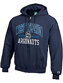 University of West Florida Argonauts Full-Zip Hooded Sweatshirt