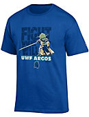 University of West Florida Short Sleeve Star Wars T-Shirt