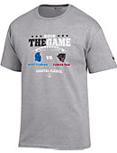 University of West Florida 2016 The Game Coastal Classic Short Sleeve T-Shirt