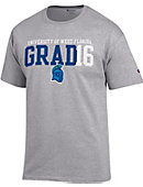 University of West Florida Argonauts Graduate Short Sleeve T-Shirt