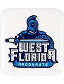 University of West Florida Square Celluloid Magnet
