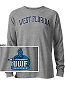 University of West Florida Argonauts Long Sleeve Victory Falls T-Shirt