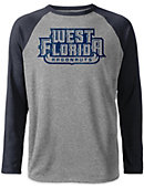 University of West Florida Baseball Victory Falls Long Sleeve T-Shirt