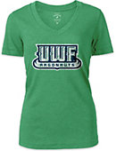 University of West Florida Argonauts Women's V-Neck T-Shirt