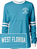 University of West Florida Women's Long Sleeve RaRa T-Shirt
