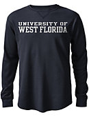 University of West Florida Watch Hill Waffle Long Sleeve T-Shirt